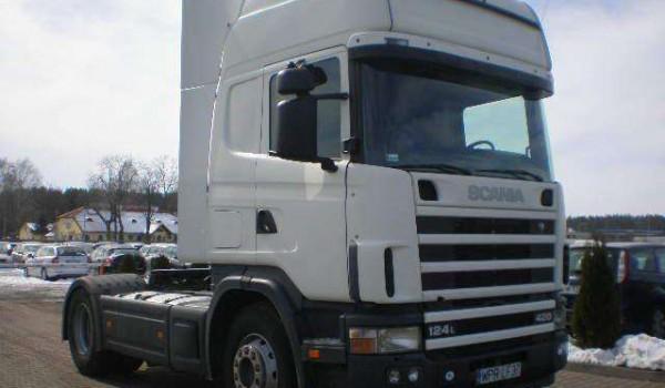 Scania 124L420