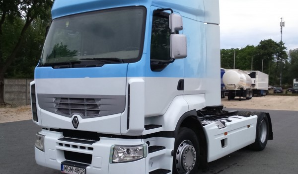 Renault PREMIUM 450 DXI Euro 4