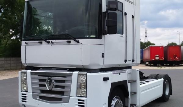 Renault MAGNUM 500 Euro 4